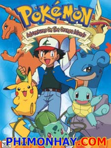 Bảo Bối Thần Kì 2 Pokemon 2.Diễn Viên: Unshô Ishizuka,Rica Matsumoto,Ikue Ootani