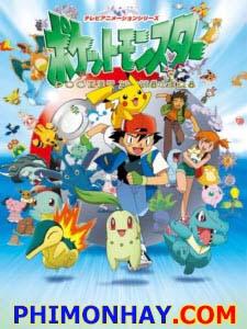 Bảo Bối Thần Kì 3 Pokemon 3.Diễn Viên: Unshô Ishizuka,Rica Matsumoto,Ikue Ootani