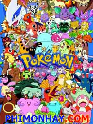 Bảo Bối Thần Kì 4 Pokemon 4.Diễn Viên: Unshô Ishizuka,Rica Matsumoto,Ikue Ootani