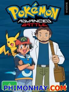 Bảo Bối Thần Kì 8, 9 Pokemon 8, 9.Diễn Viên: Unshô Ishizuka,Rica Matsumoto,Ikue Ootani