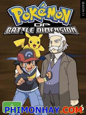 Bảo Bối Thần Kì 10,11 Pokemon 10,11.Diễn Viên: Unshô Ishizuka,Rica Matsumoto,Ikue Ootani