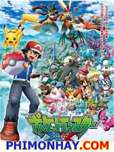 Pokemon Season 18 Pocket Monsters Xy: Bảo Bối Thần Kì 18