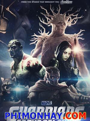Vệ Binh Dải Ngân Hà Guardians Of The Galaxy.Diễn Viên: Will Ferrell,Steve Carell,Paul Rudd,David Koechner