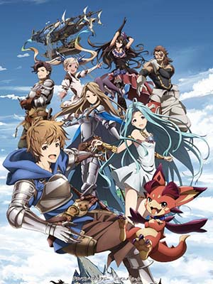 Granblue Fantasy The Animation.Diễn Viên: Dong,Gun Jang,Jô Odagiri,Bingbing Fan