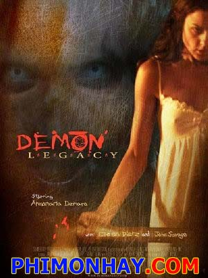 Quỷ Nhập: Demon Legacy See How They Run.Diễn Viên: Matthew Currie Holmes,Annamaria Demara,Eileen Dietz