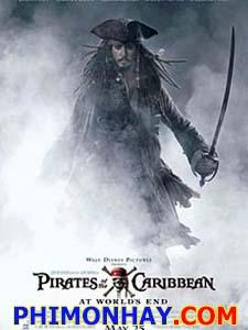 Cướp Biển Vùng Caribê 3: Nơi Tận Cùng Thế Giới Pirates Of The Caribbean: At Worlds End.Diễn Viên: Johnny Depp,Orlando Bloom,Keira Knightley