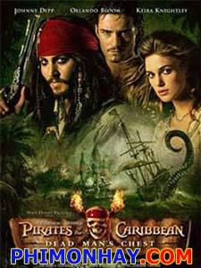 Cướp Biển Vùng Caribê 2: Chiếc Rương Tử Thần Pirates Of The Caribbean: Dead Mans Chest.Diễn Viên: Johnny Depp,Orlando Bloom,Keira Knightley