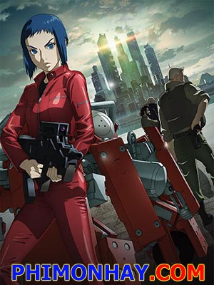 Ghost In The Shell Arise - Border 1 Ghost Pain