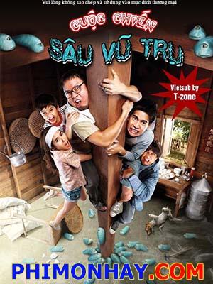 Cuộc Chiến Sâu Vũ Trụ - Cool Gel Attacks Việt Sub (2010)