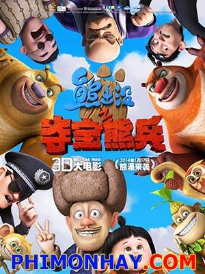 Biệt Đội Gấu Mập - Boonie Bears, To The Rescue! Thuyết Minh (2014)
