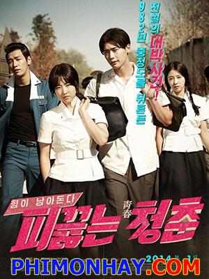 Tuổi Trẻ Sục Sôi Hot Young Bloods.Diễn Viên: Kim Young Kwang,Lee Jong Suk,Lee Se Young,Park Bo Young