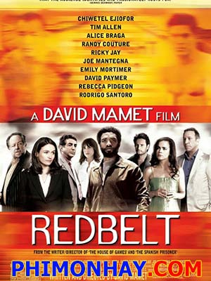 Đai Đỏ - Redbelt Việt Sub (2008)