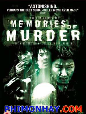Ký Kẻ Sát Nhân Memories Of Murder.Diễn Viên: Kang,Ho Song,Sang,Kyung Kim,Roe,Ha Kim
