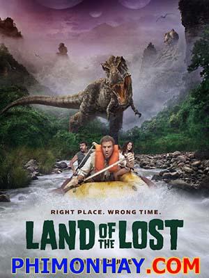 Trôi Về Thời Tiền Sử Land Of The Lost.Diễn Viên: Will Ferrell,Danny Mcbride,Anna Friel