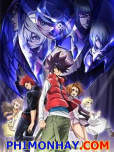Phi Brain: Puzzle Of God 2 Fai Burein Kami No Pazuru