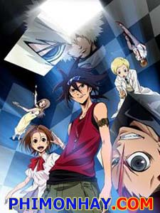 Phi Brain: Puzzle Of God Fai Burein Kami No Pazuru