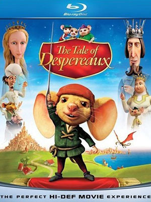 The Tale Of Despereaux Hiệp Sĩ Chuột.Diễn Viên: David Thewlis,Tom Noonan,Jennifer Jason Leigh