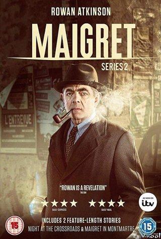 Thám Tử Mr Bean 4 Maigret In Montmartre.Diễn Viên: David Attenborough