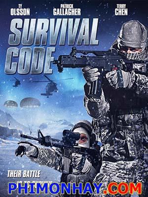 Mật Mã Sống Còn Survival Code.Diễn Viên: Ty Olsson,Patrick Gallagher,Michelle Harrison