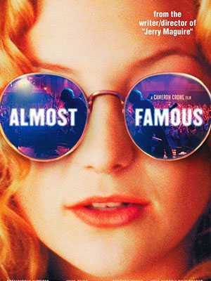Ảo Vọng Sân Khấu Almost Famous.Diễn Viên: Billy Crudup,Frances Mcdormand,Kate Hudson,Jason Lee,Patrick Fugit,Zooey Deschanel,Michael Angarano
