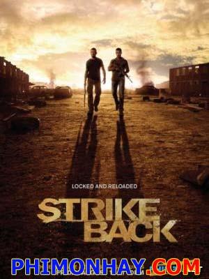 Phản Đòn Phần 3 Strike Back Season 3.Diễn Viên: Philip Winchester,Sullivan Stapleton,Rhashan Stone