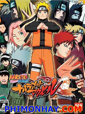 Naruto: Cái Chết Tiên Đoán Naruto Shippuden Movie 1: Naruto Hurricane Chronicles.Diễn Viên: Larry The Cable Guy,Keith Ferguson,Owen Wilson,Tom Kenny