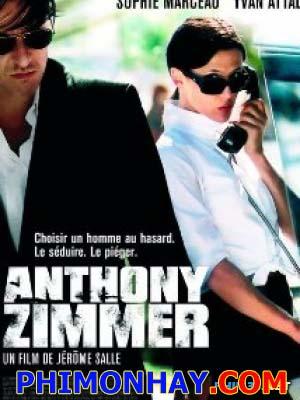 Vụ Án Mất Tích - Anthony Zimmer