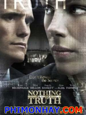 Không Gì Ngoài Sự Thật Nothing But The Truth.Diễn Viên: Kate Beckimatt Dillon,Vera Farmiga