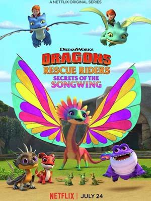 Biệt Đội Giải Cứu Rồng: Bí Mật Của Rồng Hát Dragons: Rescue Riders: Secrets Of The Songwing.Diễn Viên: Daniel Radcliffe,Sean Biggerstaff,David Bradley,John Cleese,Robbie Coltrane,Alfie Enoch,Kenneth
