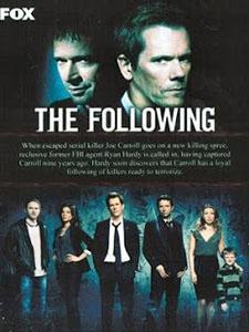 Truy Tìm Sát Nhân The Following.Diễn Viên: Kevin Baconshmore