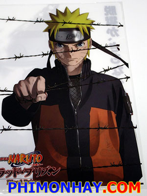 Huyết Ngục: The Blood Prison - Naruto Shippuuden The Movie 5 Việt Sub (2012)