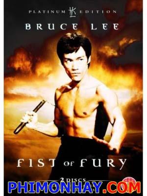 Tinh Võ Môn Fist Of Fury.Diễn Viên: Bruce Lee,Lý Tử Long