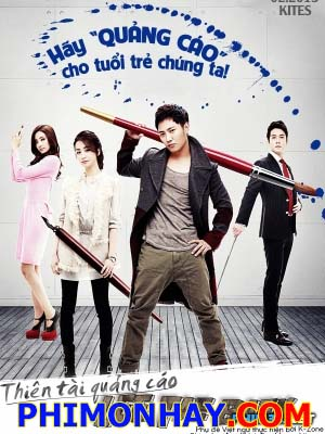 Thiên Tài Quảng Cáo Lee Tae Baek Ad Genius Lee Tae Baek.Diễn Viên: Jin Goo,Jo Hyun Jae,Park Ha Sun,Han Chae Young
