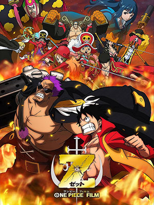 One Piece Film Z One Piece Movie 12.Diễn Viên: Teruyuki Kagawa,Ryôko Shinohara