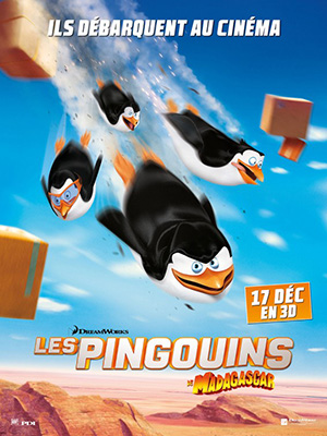 Biệt Đội Cánh Cụt Vùng Madagascar - Penguins Of Madagascar