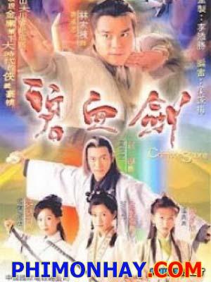 Khí Phách Anh Hùng - Crimson Sabre Việt Sub (2001)