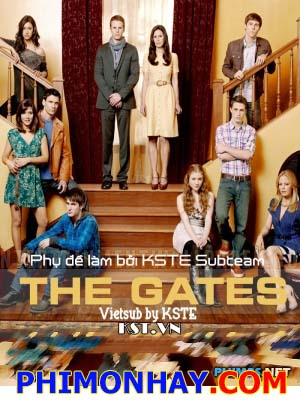Thị Trấn Bí Ẩn - The Gates