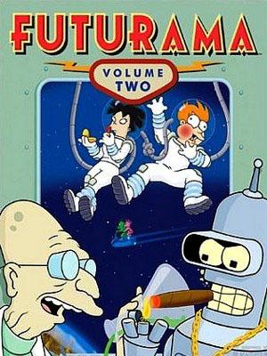 Bữa Tiệc Của Trò Chơi Phần 2 - Futurama Season 2