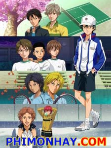 Prince Of Tennis: Another Story 2 Ano Toki No Bokura.Diễn Viên: Guntur Triyoga,Volland Humonggio And Krisna Patra