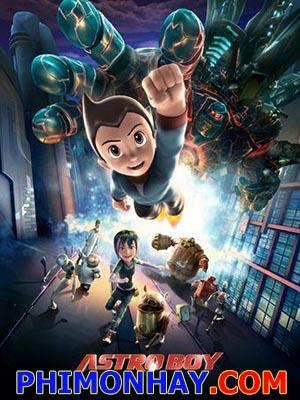 Siêu Nhí Astro Astro Boy.Diễn Viên: Nicolas Cage,Charlize Theron,Kristen Bell,Freddie Highmore