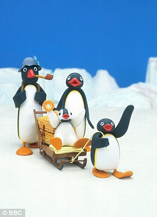 Pingu In The City ピングー In ザ・シティ.Diễn Viên: Drucker In The Dug,Out,Moshidora