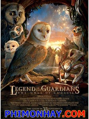 Truyền Thuyết Về Hộ Vệ Xứ Gahool - Legend Of The Guardians: The Owlse Of Gahoole