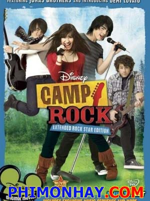 Trại Rock Mùa Hè - Camp Rock Việt Sub (2008)