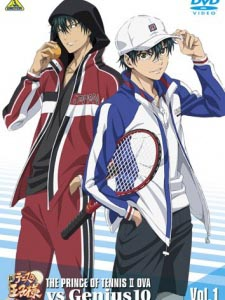 New Prince Of Tennis Ova Vs Genius10 Shin Tennis No Ouji-Sama Ova Vs Genius 10