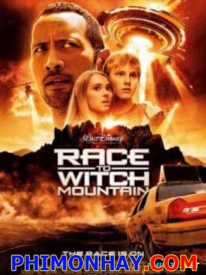 Cuộc Đua Đến Núi Phù Thủy Race To Witch Mountain.Diễn Viên: Dwayne Johnsonsophia Robb