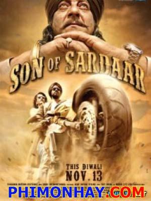Con Trai Của Sardaar Son Of Sardaar.Diễn Viên: Ajay Devgnsonakshi Si