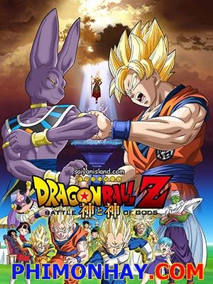 Cuộc Chiến Của Các Vị Thần Dragon Ball Z: Battle Of Gods Movie.Diễn Viên: Masako Nozawa,Shigeru Chiba,Hiroko Emori
