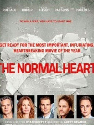 Trái Tim Giản Đơn The Normal Heart.Diễn Viên: Mark Ruffalo,Jonathan Groff,Frank De Julio,William Demeritt