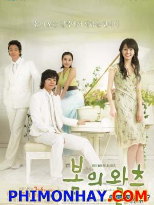 Điệu Valse Mùa Xuân Spring Waltz.Diễn Viên: Han Hyo Joo,Suh Do Young,Daniel Henny,Lee So Yeon
