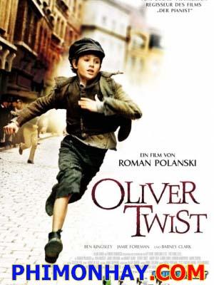 Cậu Bé Oliver Twist Oliver Twist.Diễn Viên: Barney Clark,Ben Kingsley,Jeremy Swift